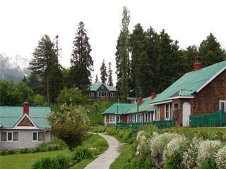 Highlands Park Gulmarg